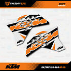 Shroud Racing Graphics Kit fits KTM 07-11 SX Sxf/Exc 125 150 200 250 300 450