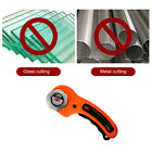 Rotary Cutter And 5 Pcs Cutter Blades Rotary Cutter Sewing Quilting Crafts Tool