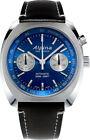 Alpina Mens Automatic Chronograph Sapphire Glass 42mm Watch AL 727LNN4H6