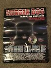 Murder Dog Southern Xxx-posure Poster Promo Playa 24x36 And Disc 1 Down South