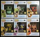 Ultimate Funko Pop Monsters Wetmore Forest Vinyl Figures Guide 35