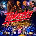 Tyketto Strength In Numbers Live NEW CD