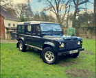 LARGER PHOTOS: 1996 Land Rover Defender 110 CSW 300tdi Project