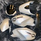 2009-14 Ducati Monster 696 796 1100(s)(evo) SILVER fairings covers (OEM)