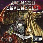 City of Evil [PA] by Avenged Sevenfold (CD, Jun-2005, Warner Bros.) Disc Only V9