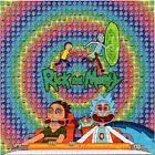RICK and M0RTY Fear Loathing BLOTTER ART perforated sheet paper psychedelic art