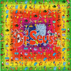 Dr Seuss BLOTTER ART perforated sheet paper psychedelic art