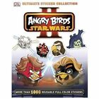 Ultimate Sticker Collections: Angry Birds Star Wars II (1000+ Reusable stickers)