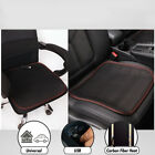 Usb Heated Universal Car Home Seat Cushion Heating Warmer Pad Winter Hot Cover