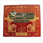 Santa Claus The Book Of Secrets Written and Illustrated By Russell Ince Hard