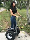 Segway x2 Chrome Finnish Fully Customized by Certified Segway Dealer