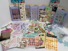 Assorted sticker Lot Scrapbook Scrapbooking Stickers Frames Boarders Cutouts
