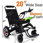 Air Coster M5  New Model  Portable Mobility Electric Motorized Wheelchair