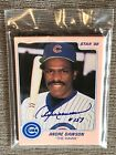 ANDRE DAWSON AUTO AUTOGRAPHED & NUMBERED - '88 Star Company Baseball Sealed Set