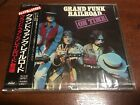 GRAND FUNK RAILROAD On Time CD Japan CP21-6037 1st press SEALED
