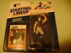 MLB Starting Lineup collectible & card - 1988 New York Mets -GARY CARTER