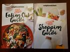 Weight Watchers Grocery Guru Shopping  Menu Master Eating Out Guides  2 Books