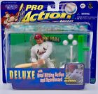 1999 Hasbro Starting Lineup Pro Action Mark McGwire #25 Real Hitting Action Fig