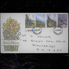 Post Office First Day Cover UK 1979 British Flowers