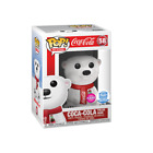 Funko Ad Icons: Flocked Coca Cola Bear Funko Shop Exclusive ***sold out***