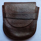 WW1 BRITISH ARMY SOLDIERS PERSONAL GEAR LEATHER PURSE