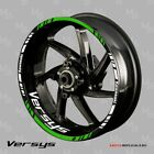 KAWASAKI VERSYS wheel decals tape stickers  versys Reflective 17 rim stripe