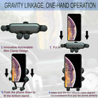 Gravity Car Air Vent Mount Cradle Holder Stand for iPhone Cell Mobile Phone GPS