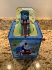 Thomas The Tank Engine Train Jack In The Box Schylling Toy Train Pops Out Music