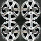 Set 2008 2009 2010 Chrysler Town and Country OEM 16 Machined Wheels Rims 2330