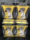 (4) 2018 Leaf Draft Football Factory Sealed 20 Pack Blaster Box-8 AUTOGRAPHS.