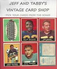 1961 Topps Football Cards 7