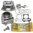 Cylinder and Head 61mm 180cc Big Bore Kit GY6 150cc Scooters Mopeds Performance