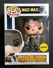 Funko Pop! Mad Max Imperator Furiosa #507 Bloody Chase Variant BRAND NEW, RARE