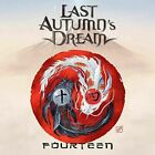 LAST AUTUMN'S DREAM-FOURTEEN-JAPAN CD near mint bonus track