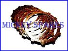 Royal Enfield Uce Classic 500cc 7 Clutch Plate Set (US Econ)
