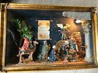 Department 56 The First Christmas Story 5641801 Nativity Scene Glass Box Dept