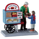 Lemax 2019 Delivery Bread Cart Caddington Village #92749 Hand-Painted Figurine