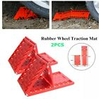 Car Van Wheel Anti Skid Pad Folding Tire Traction Tyre Wheel Grip Traction Mat