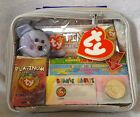 TY Beanie Babies Official Clubby II Platinum Edition Membership Bag 1999 - New