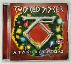 Twisted Sister A Twisted Christmas CD 2006 Razor & Tie Records with Lita Ford