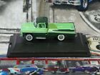 New Oxford Diecast Vehicles 1/87 HO 57 Dodge D100 Sweptside P/U Green w/ Lt Grn