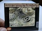 HISTORIC Colored Glass Magic Lantern Slide EAF MAORI RORATURA MUD BUBBLES 2