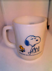 Vintage Snoopy Fire King