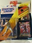 Starting Lineup New York Mets Howard Johnson w/Special Series Poster