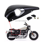 Metal Right Side Oil Tank Cover Fairing For Harley Sportster XL Iron 883 1200 48