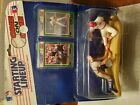 1989 Starting Lineup One on One Baseball Figure Gary Carter & Eric Davis