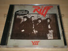 VII [7] by Riff [Pappo] (CD, Main Records) MADE IN ARGENTINA