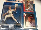 Starting Lineup Tom Glavine 1992 action figure on card