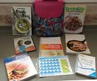 Weight Watchers My WW Points Kit Journal Cookbook Dining Companion Tracker Case