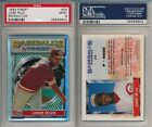 Jose Rijo Reds 1993 Finest Refractor #24 PSA 9 Mint x602
